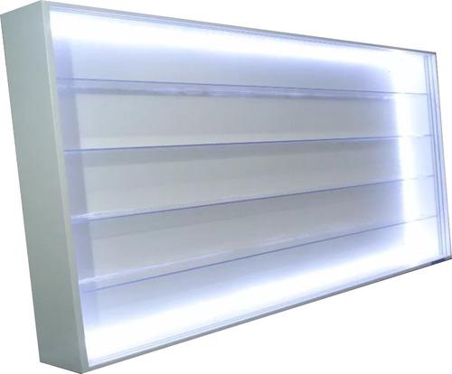 expositor esmaltes de unha capacidade 300 pç iluminada led