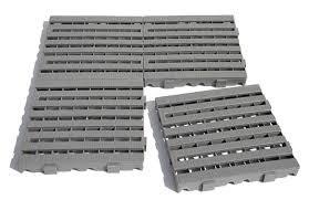 expositor modular encaixável diversos produtos pvc 40x40x4,5