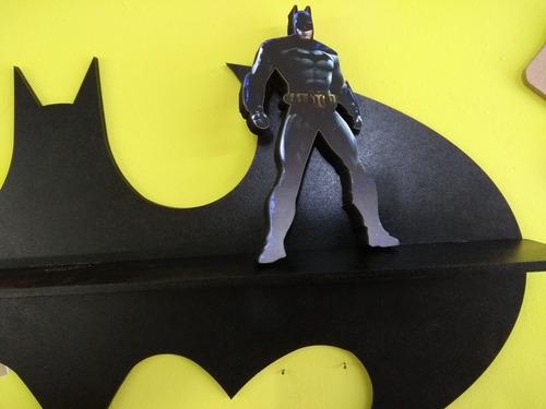expositor prateleira batman decoração