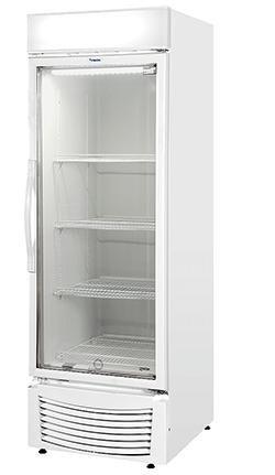 expositor refrigerado de bebidas fricon porta de vidro 565l