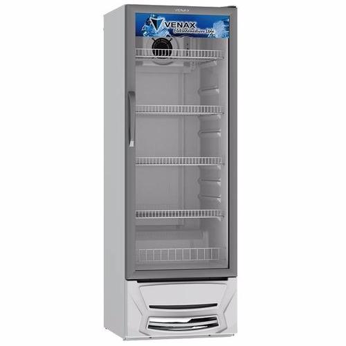 expositora de bebidas vv 300 litros branca - venax
