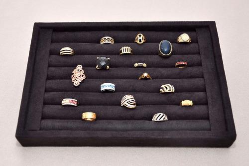 expositores bijuterias 7 peças - leia a descrição