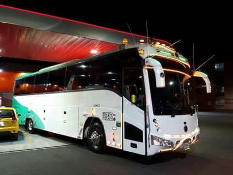 expresos - transporte dentro y fuera de la ciudad