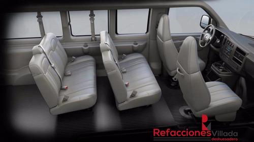 express 2014 refacciones partes piezas desarmos express van