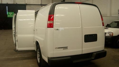 express panel v-6 con themoking seminueva 2011 6 cil aut