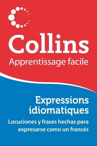 expressions idiomatiques collins(libro diccionarios)