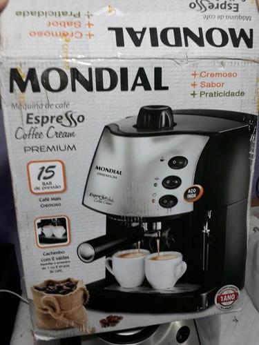 8e0759069 Cafeteira Expresso C08 Mondial 110v - R  322