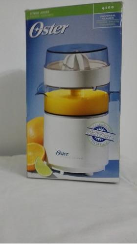 exprimidor de citricos  oster 4100