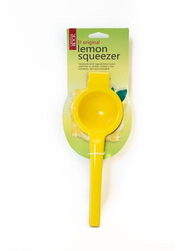 exprimidor de limón, lima y naranja, lemon squeezer