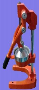 exprimidor de naranjas industrial.
