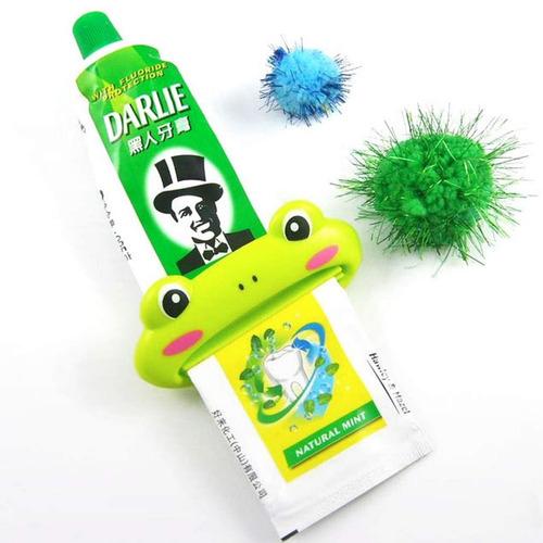 exprimidor de pasta dental o cremas