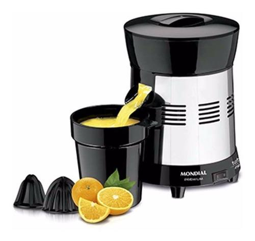 exprimidor electrico mondial e-10 juguera naranja citricos
