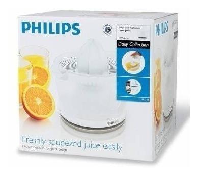 exprimidor electrico philips para frutas hr2738 0.5 l 25w