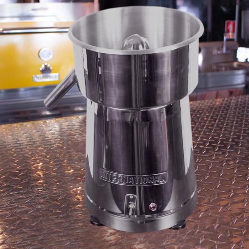 exprimidor jugos 90lts/hora industrial acero international