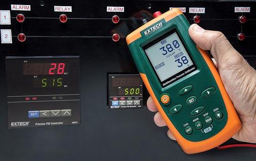 extech calibrador multifuncion de proceso con certific. nist