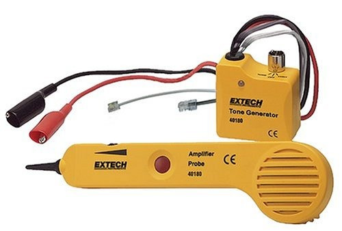 extech generador  de tono y sonda amplificadora buscador de