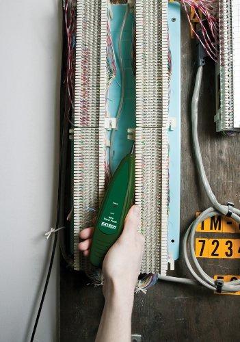 extech tg20 alambre trazador / generador de tonos