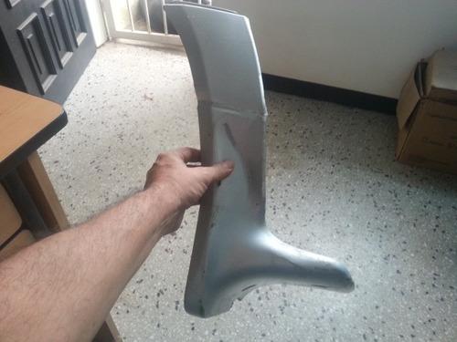 extencion de guardafango trasero izquierdo gran vitara