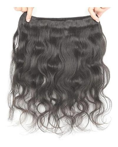 extenciones cabello virgen 100%natural