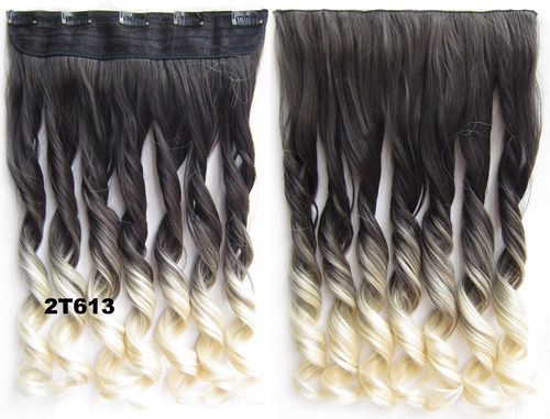 extenciones californianas 100% fibra natural 24   6 cortinas