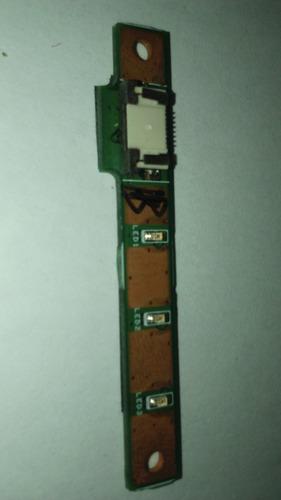 extensa 4420 placa led 48.4h003.011 notebook acer