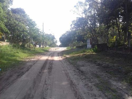 extensa e boa chácara no parque real, em itanhaém - ref 3500