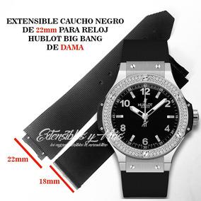 bba55f755e82 Correa De Caucho Para Reloj Hublot - Relojes en Mercado Libre México