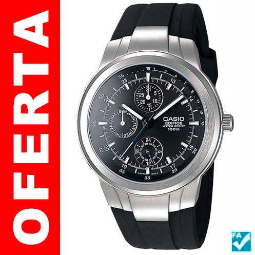 7f539a385786 Extensible Ef305 De Caucho Para Reloj Casio Ef305 -   90.00 en ...