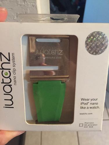 extensible ipod nano 6 iwatchz