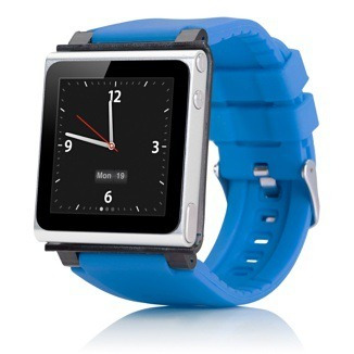 extensible ipod nano 6g multi touch iwatchz
