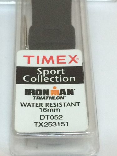 extensible ironman timex dt052 16mm