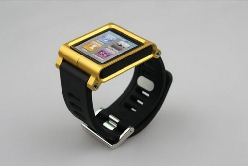 extensible lunatik aluminio para ipod nano touch 6g