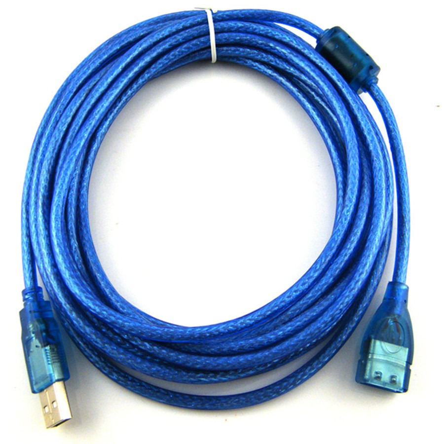 Extension Cable Usb 10 Metros Macho Hembra Laptop
