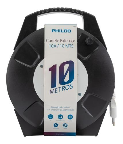 extensión carrete 10a 10mts | philco