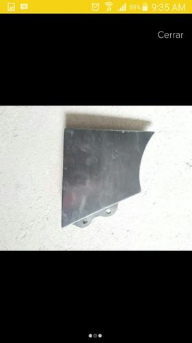 extension carter izquierda de guardafango trasero de spark