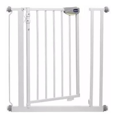 extensión chicco 72mm para puerta de seguridad metálica