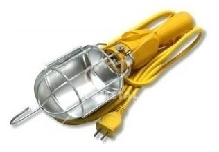extension de taller con roseta lampara de trabajo emergencia