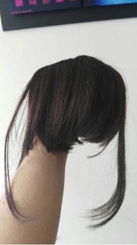 extensión flequillo- capul excelente calidad!