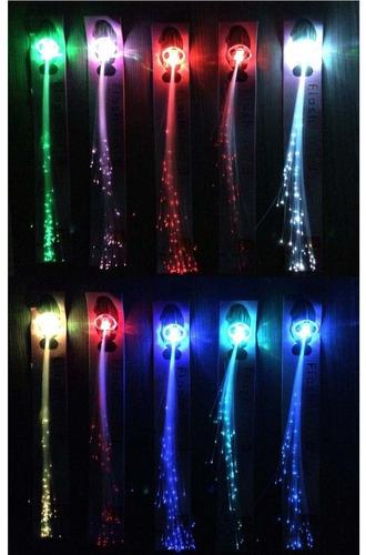 extension led cotillón luminoso 10 unidades