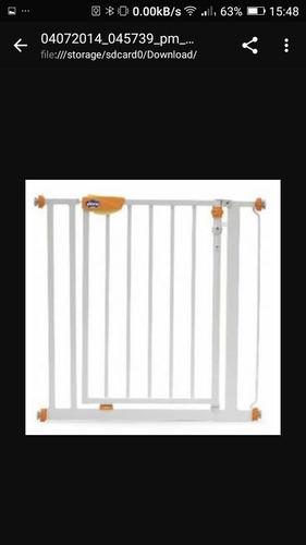 extension puerta de seguridad chicco
