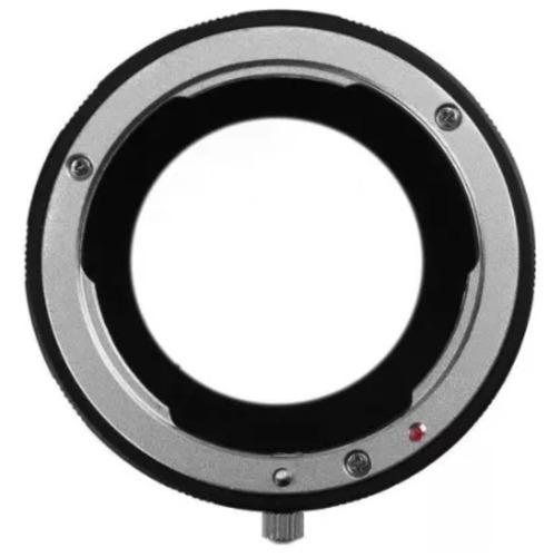 extensión tubo anillo cámara nikon