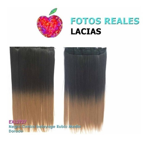 extensiones cabello californianas balayage gratis accesorios