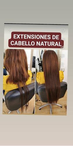 extensiones de cabello 100% natural puebla