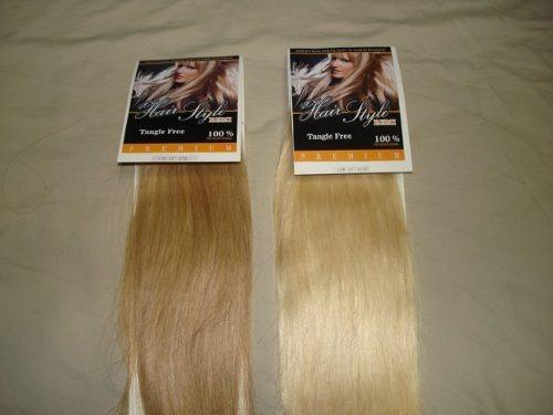 extensiones de cabello 100% naturales (remi) 22