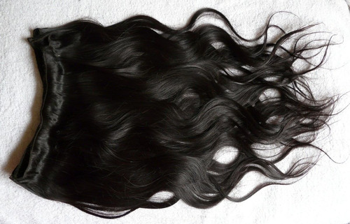extensiones de cabello humano virgen 100%natural garantizado