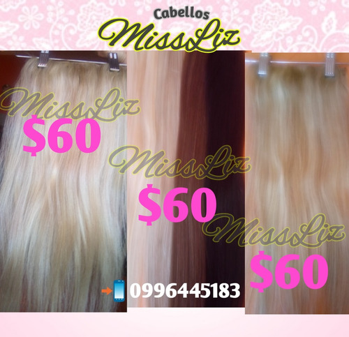 extensiones de cabello natural hebra recta