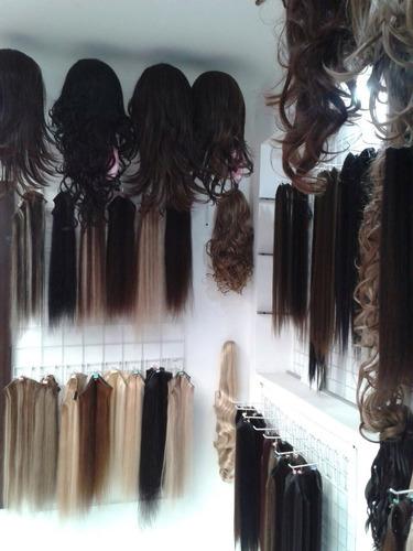 extensiones de cabello natural virgen garantizado...
