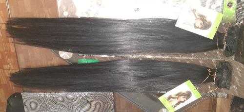 extensiones de cabello semi natural