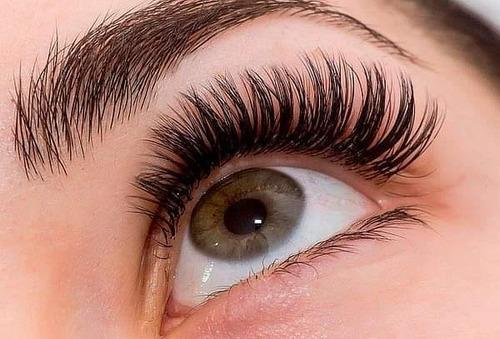 extensiones de pestañas pelo