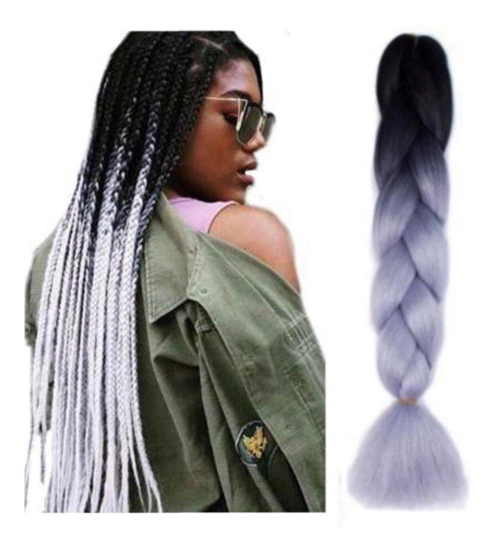 Cuantas Extensiones Necesito Para Trenzas Africanas Peinados